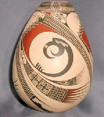 Casus Grande Pottery, Mata Ortiz found at Native American Trading Company