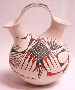 Mata Ortiz/Casa Grande pottery found at Native American Trading Company