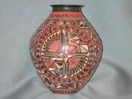 Mata Ortiz Pottery, Casus Grande found at the Native American Trading Company.