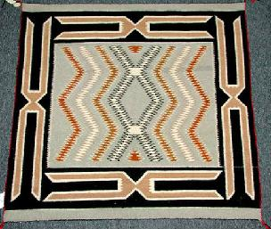Native American Trading Company Navajo Eyedazzler Pictorial Tapestry, Blankets and Rugs to choose from.